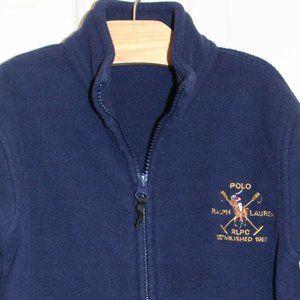 Polo Fleece coat sz 5